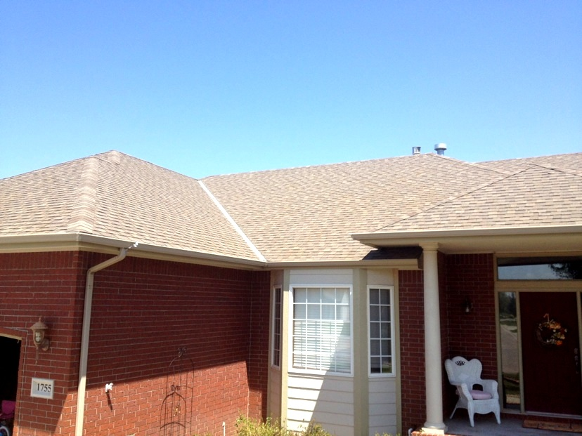 Wichita Roofing Project